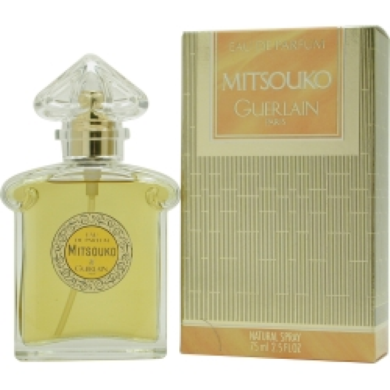 Perfumes Mitsouko By Guerlain Eau De Parfum Spray 25 Oz