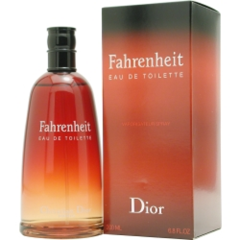 FAHRENHEIT by Christian Dior EAU DE TOILETTE SPRAY 6 8 OZ
