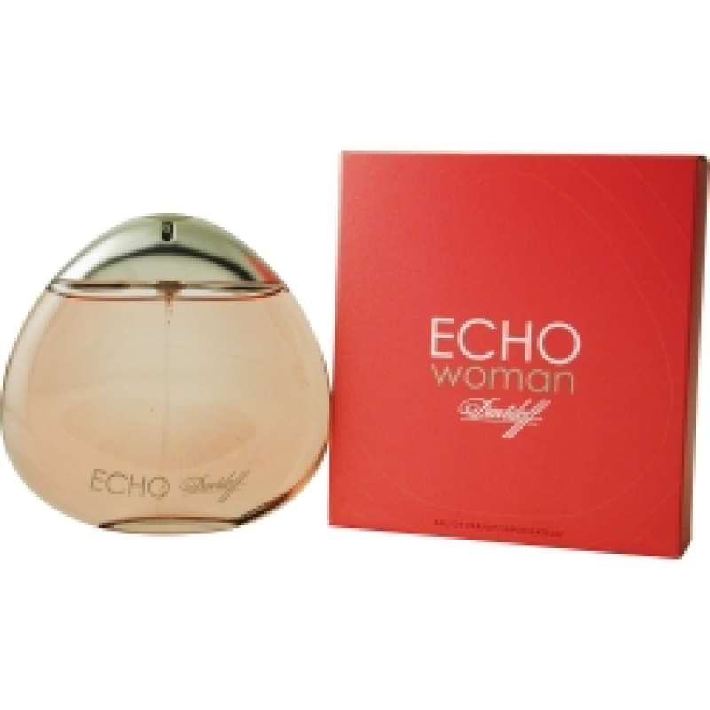 53fdfda41a ECHO WOMAN by Davidoff EAU DE PARFUM SPRAY 3.4 OZ. Print. 134806.png  134806.png