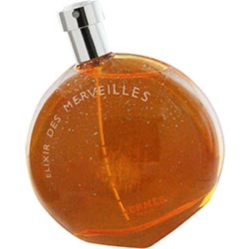Perfumes Eau Des Merveilles Elixir By Hermes Eau De Parfum Spray