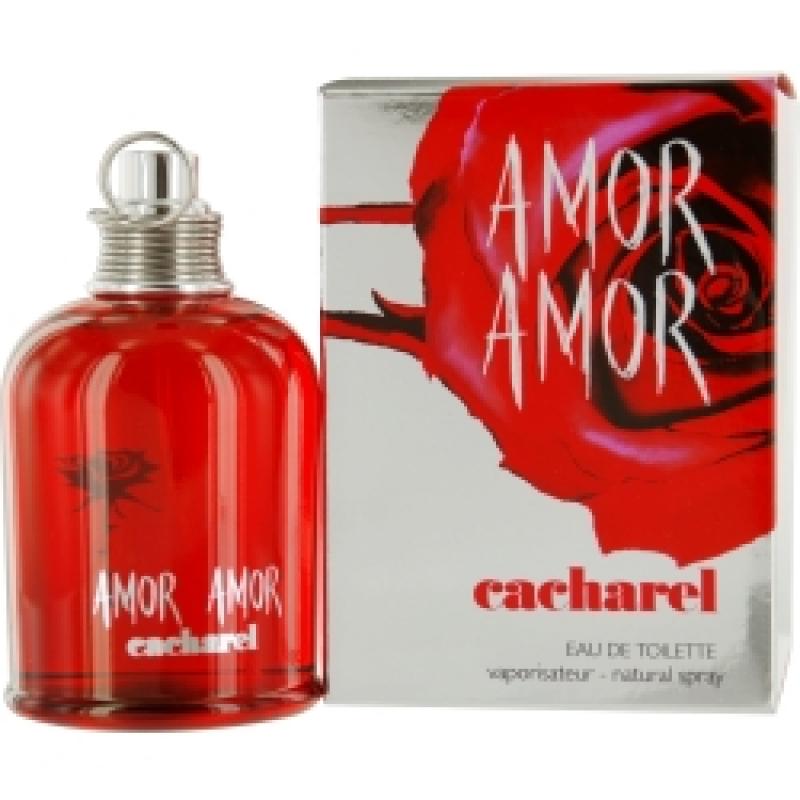 37bd7f2f9f Amor Amor 1 oz by Cacharel - Buy Online Fragrances. Price:$27.40.  Description. amor amor 1 oz eau de toilette spray ...