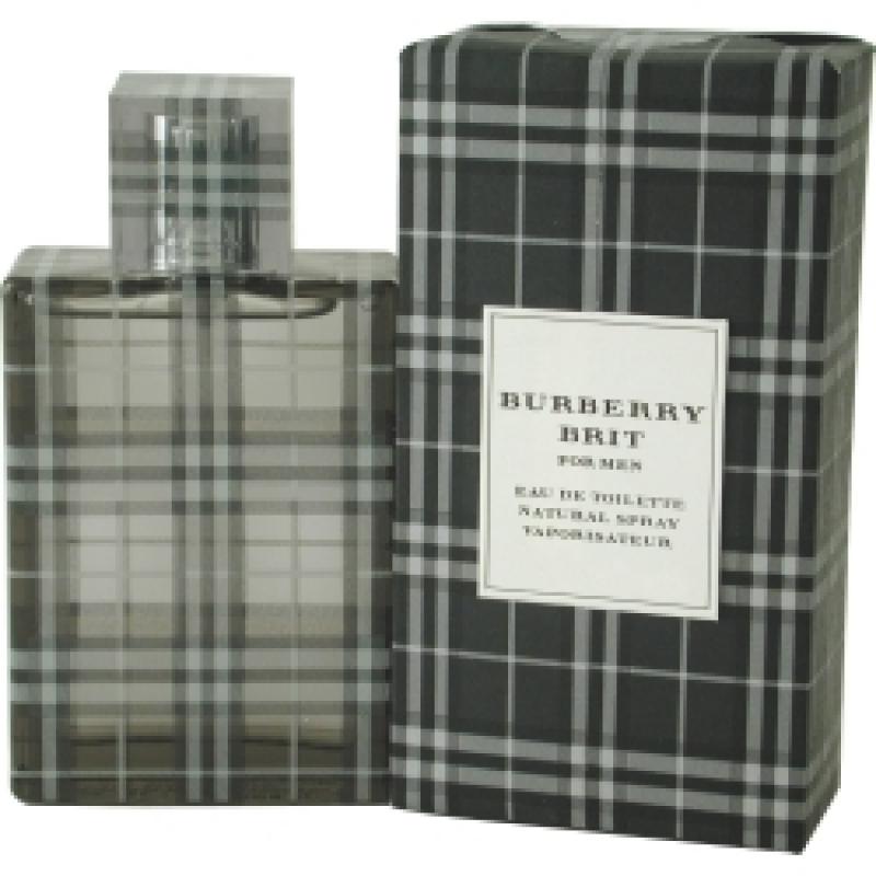 5d08f728489 Colognes  BURBERRY BRIT by Burberry EAU DE TOILETTE SPRAY 1.7 OZ