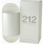 212 Perfume 3.4 oz Eau De Toilette Spray - BuyOnlineFragrances